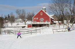 Image from Craftsbury Outdoor Center