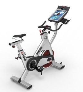 Spin bike by Startrac