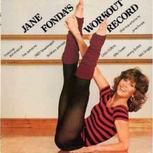 Remember when a leotard, tights, and legwarmers were de rigueur?